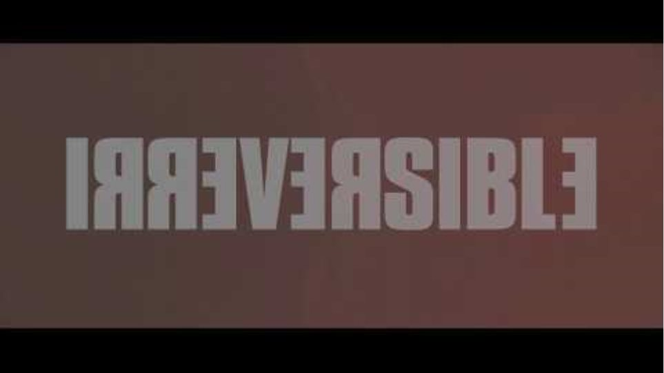 IRREVERSIBLE - New Trailer (2019)