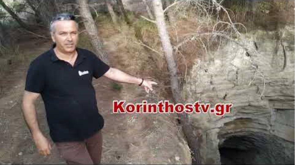 Τραγωδία στο Λουτράκι με τέσσερις νεκρούς σε σπηλιά