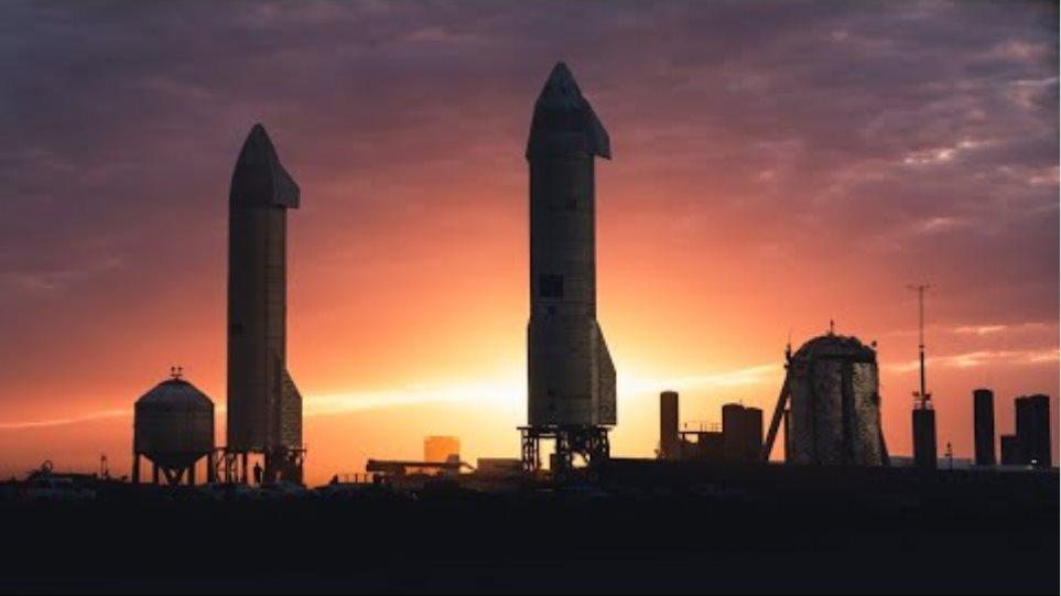 Starship | SN9 | High-Altitude Flight Test