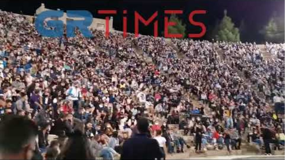 Συνωστισμός στον Τσουβελα - GRTimes.gr