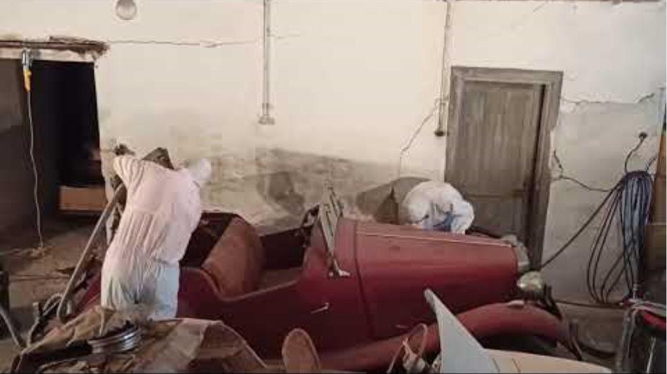 Συντήρηση οχημάτων βασιλικής οικογένειας (1)
