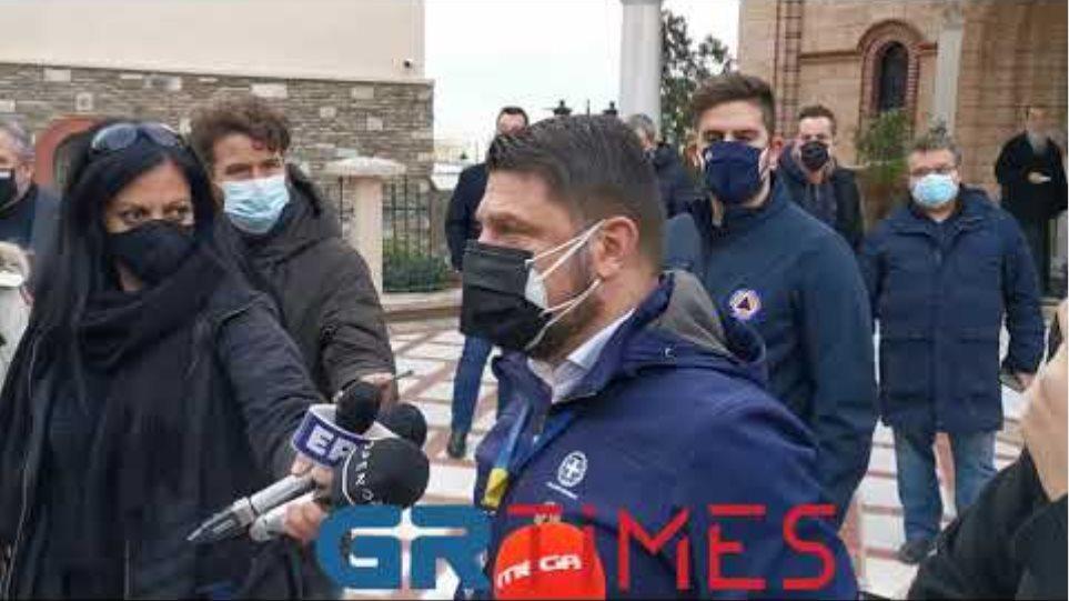 Χαρδαλιας από Θεσσαλονίκη - Δηλώσεις - GRTimes.gr