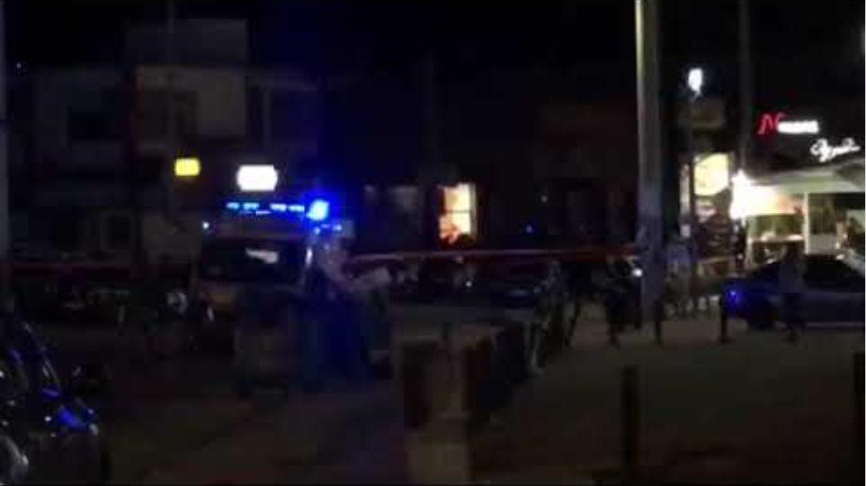 Βίντεο από τον τόπο του εγκλήματος στη Μεταμόρφωση