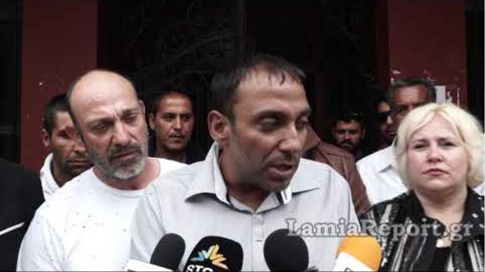 LamiaReport.gr: Ο πρόεδρος των Ρομά για την οργανωμένη μετακίνηση στην ομιλία Τσίπρα