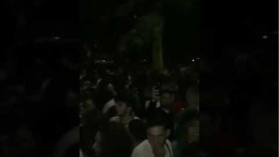 Πάρτι στο ΑΠΘ THESSTODAY.GR