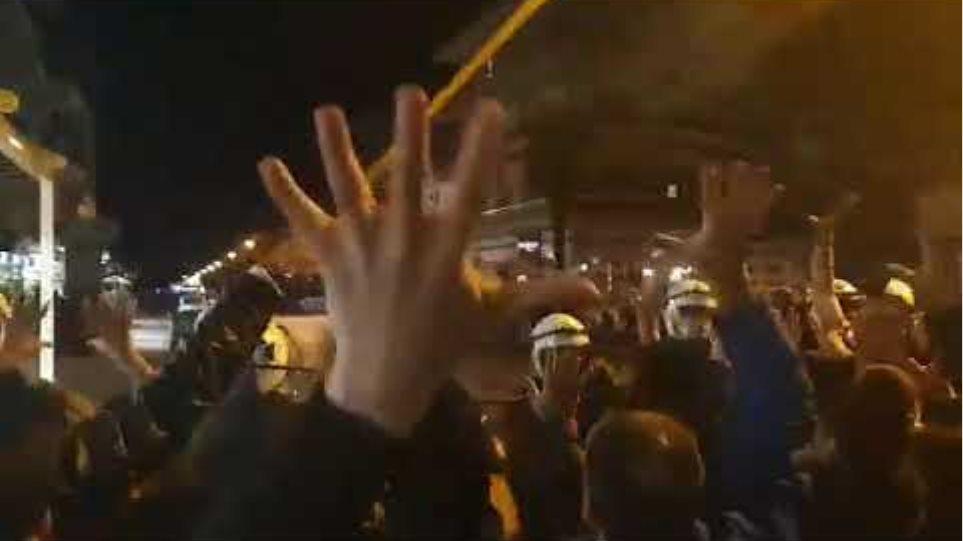Thestival.gr Αποδοκιμασίες σε Τζανακόπουλο