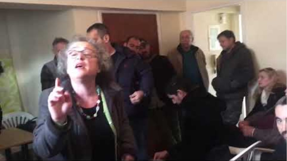 Φραστική επίθεση στην Θεοπεφτατου για τη Μακεδονία στην Κεφαλονιά