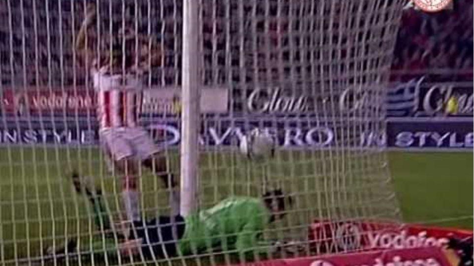 Olympiakos - Hertha = 4 - 0 (UEFA Cup)