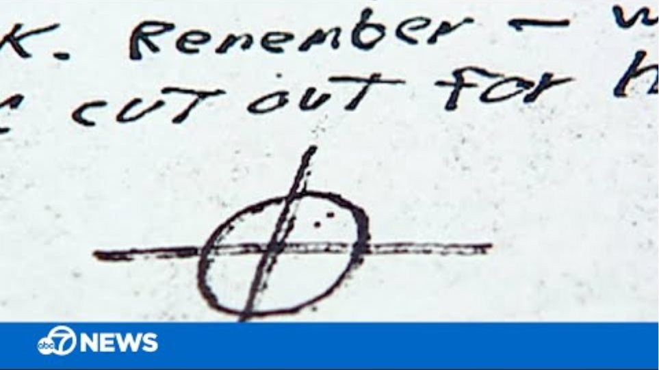 Zodiac Killer's '340 Cipher' sent to SF Chronicle 51 years ago reportedly solved