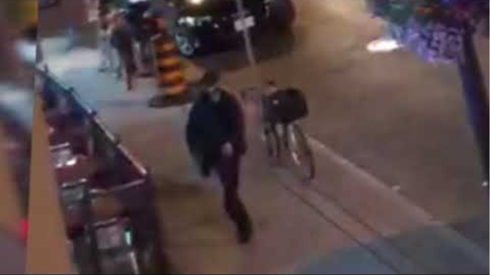 Δείτε βίντεο ντοκουμέντο από τη στιγμή της επίθεσης