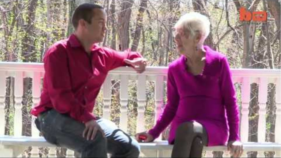 Cougar Hunter  31 year old has 91 year old Girlfriend