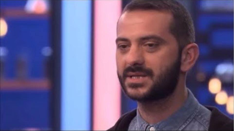MasterChef Greece - Ο Λεωνίδας Κουτσόπουλος και τα τραγούδια!