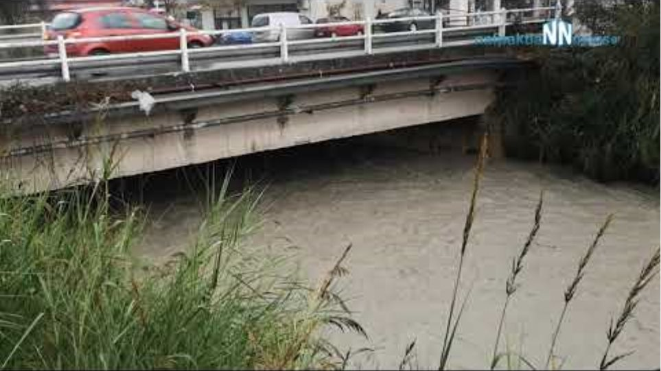 Eντονες Βροχοπτώσεις με προβλήματα στη Ναυπακτία