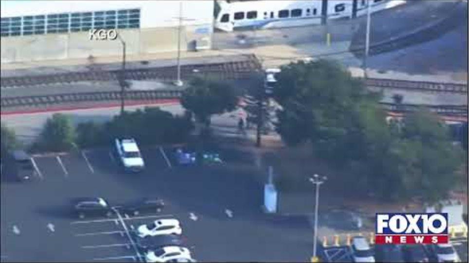 Police responding to shooting in downtown San Jose, California