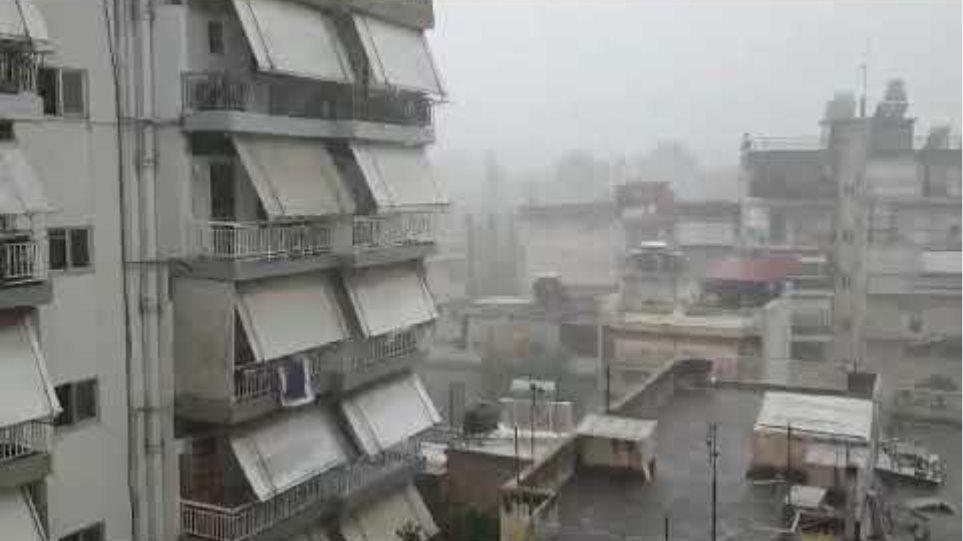 Ο ρυθμός των 24 - η καταιγίδα στην Πάτρα Ι.