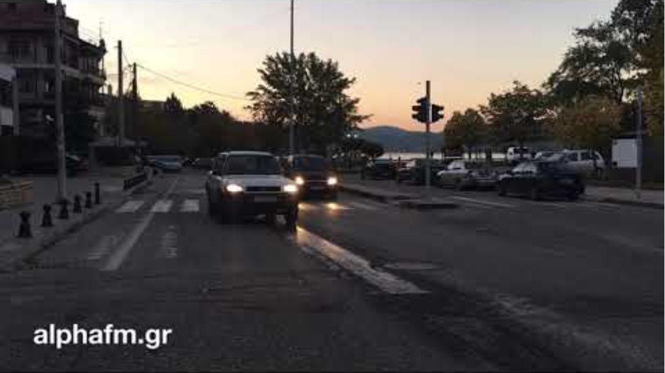alphafm.gr  - Καστοριά νέο lockdown - 1η μέρα. 23.10.2020 ( ώρα 07.40)