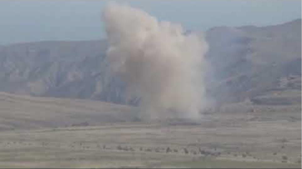 Βίντεο με Αζέρους στρατιώτες στο Ναγκόρνο Καραμπάχ
