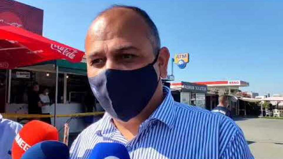 Φόνος Μονής: Δηλώσεις Λευτέρη Κυριάκου, Υπεύθυνου ΤΑΕ Λεμεσού