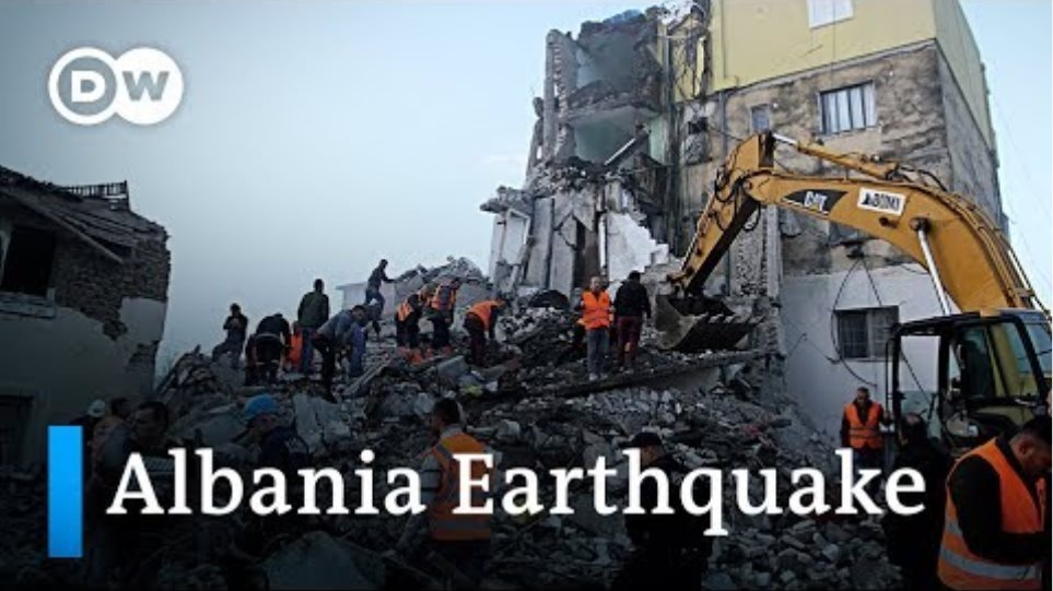 Albania hit by most severe earthquake in decades | DW News