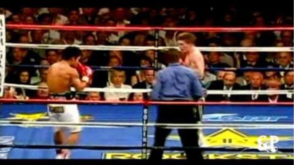 Manny Pacquiao vs Ricky Hatton (GP Highlights)