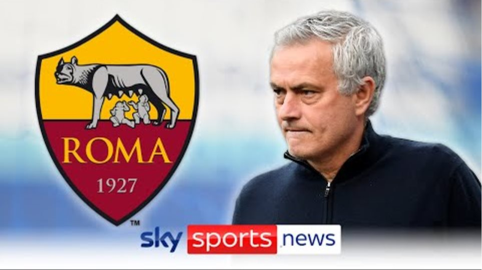BREAKING: Jose Mourinho appointed Roma head coach for next season