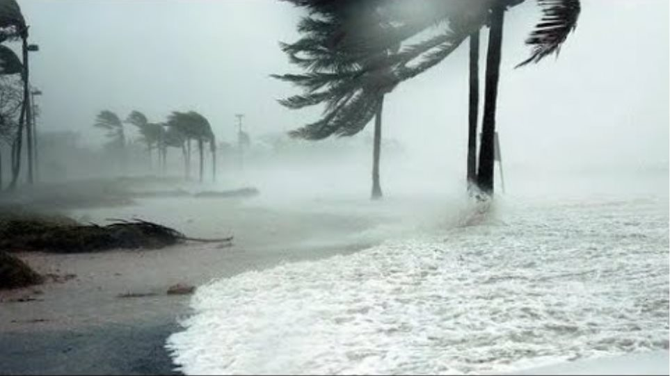 Category 5 Hurricane Iota hits Caribbean island of San Andrés 🇨🇴 November 16 2020