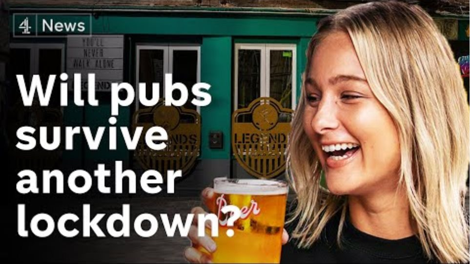 Will pubs and restaurants survive as new Covid alert system launched in England?
