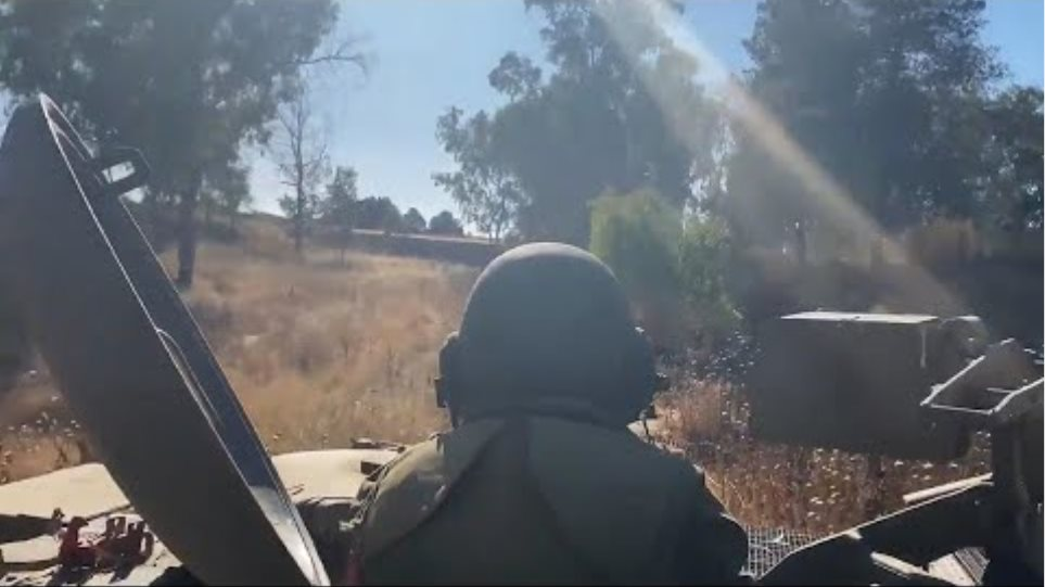 Israel-Gaza conflict: IDF releases video of Hamas tunnel airstrikes