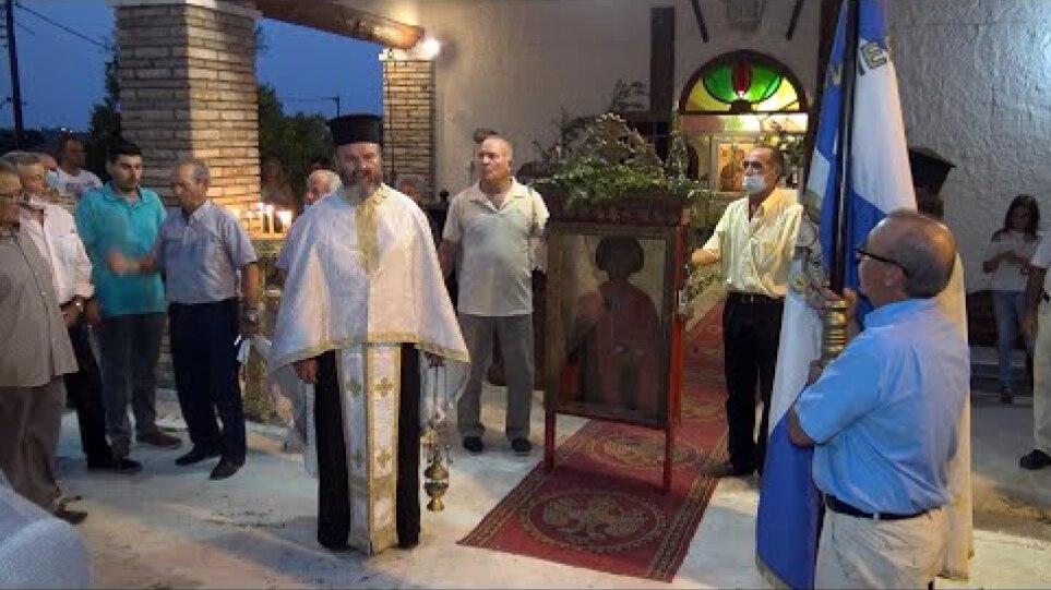 Ζάκυνθος: Ένταση στο πανηγύρι του Αγίου Παντελεήμονος στα Πηγαδάκια [27/7/21]