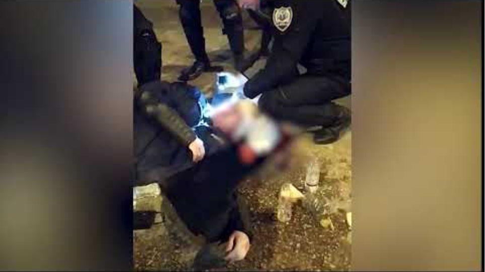 Τραυματίας αστυνομικός 3