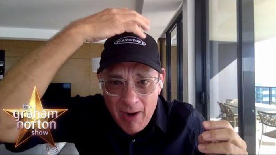 Tom Hanks Wants To Look Like Graham Norton | The Graham Norton