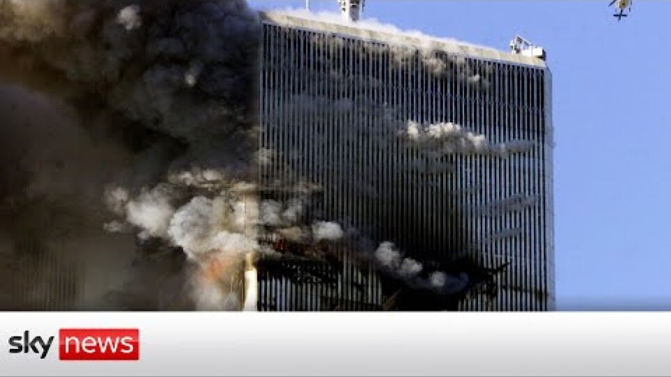 9/11: How America's worst terror attack unfolded