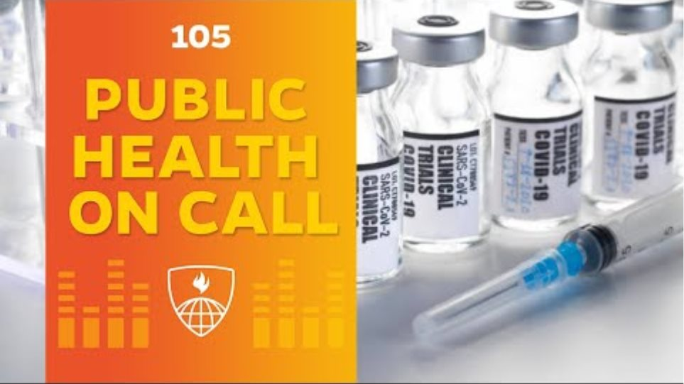 105 - The Challenge of Vaccine Challenge Trials for COVID-19