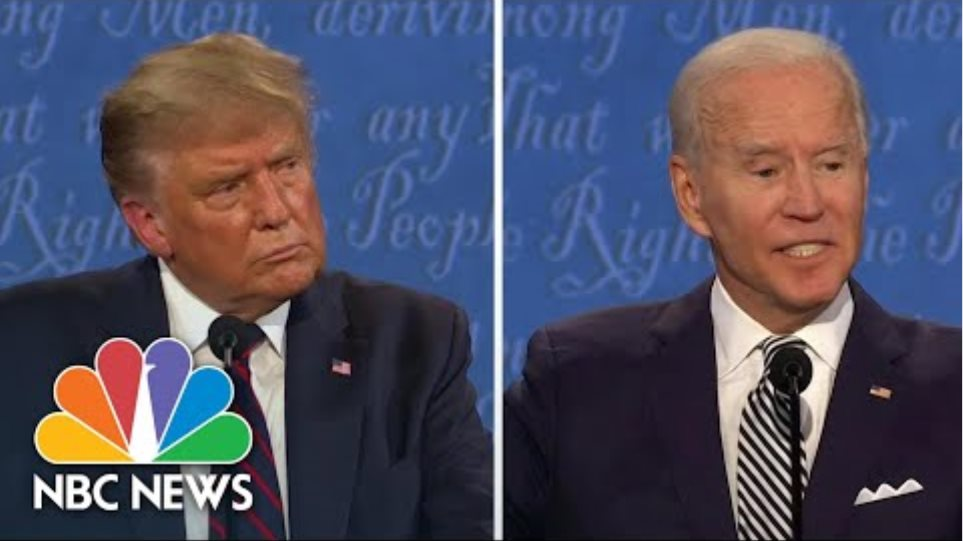 Biden To Trump: 'You're The Worst President America Has Ever Had' | NBC News