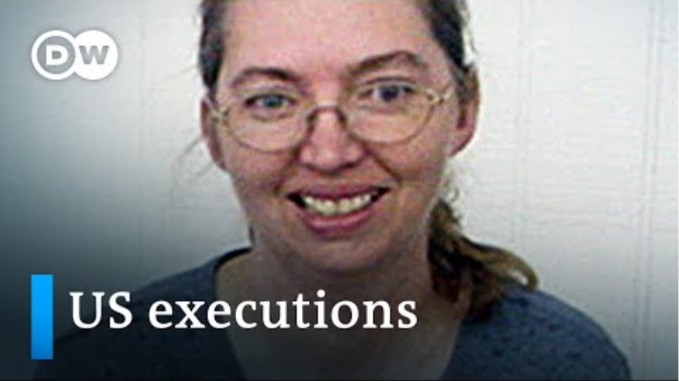 Lisa Montgomery, the first woman to be executed by the US government in nearly 70 years | DW News