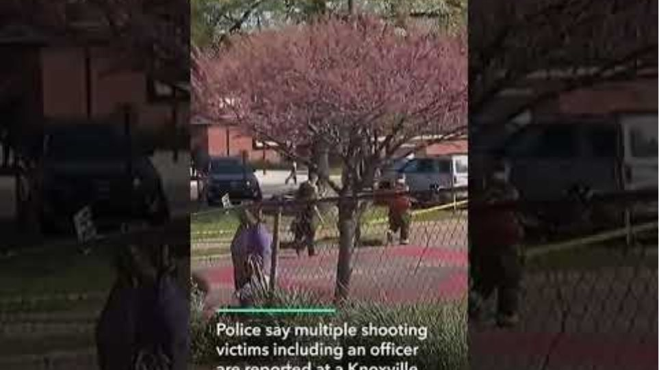 Multiple Victims in Knoxville, Tennessee High School Shooting: Police #Shorts