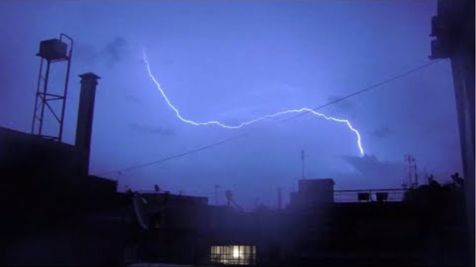 ΚΑΚΟΚΑΙΡΙΑ «ΒΙΚΤΩΡΙΑ» | Σφοδρή καταιγίδα έπληξε την Αθήνα | Part 1 - (13.11.2019)