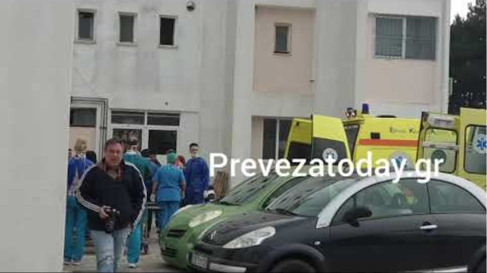 Prevezatoday.gr - Νοσοκομείο Πρεβεζας