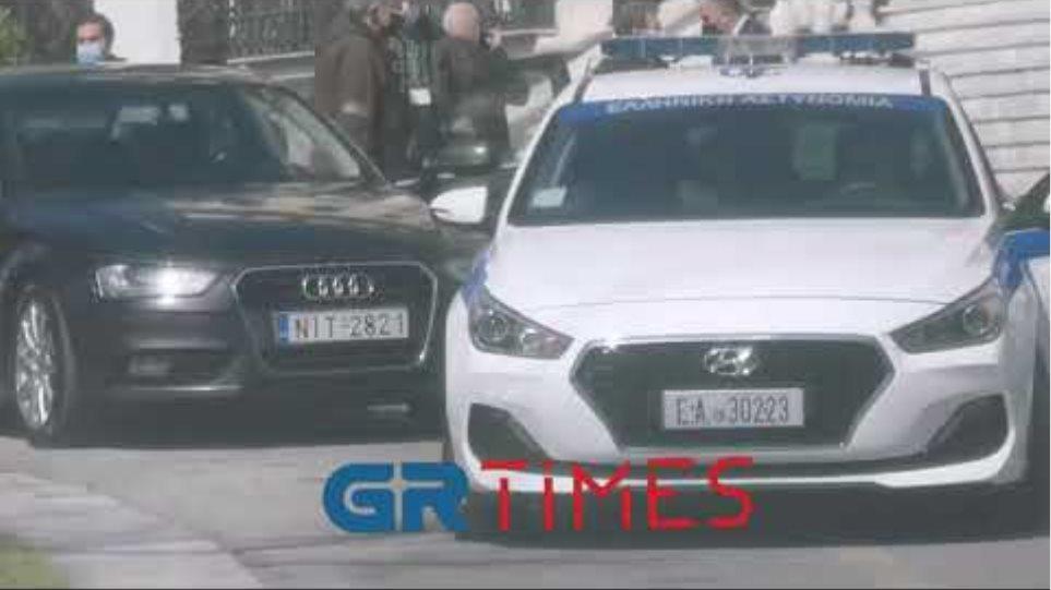 Στη Θεσσαλονίκη ο Μιχάλης Χρυσοχοΐδης - GRTimes.gr