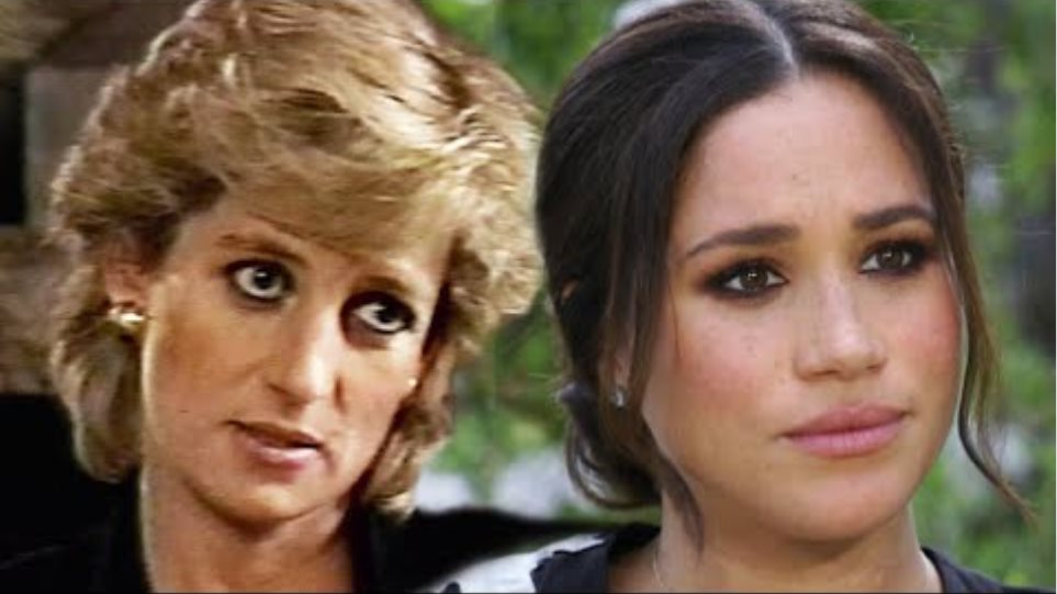 All the Similarities Between Meghan Markle and Princess Diana's Emotional Confessions