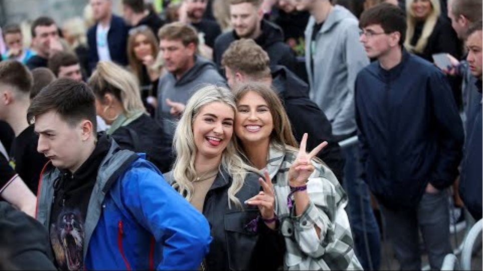 Thousands of clubbers pack into nightclub trial event in Liverpool