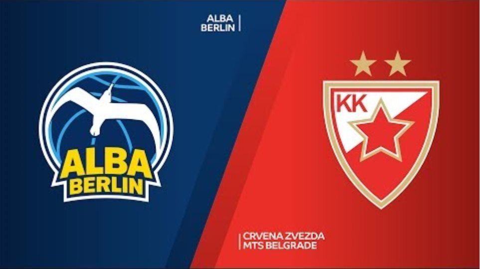 ALBA Berlin - Crvena Zvezda mts Belgrade Highlights | Turkish Airlines EuroLeague, RS Round 9