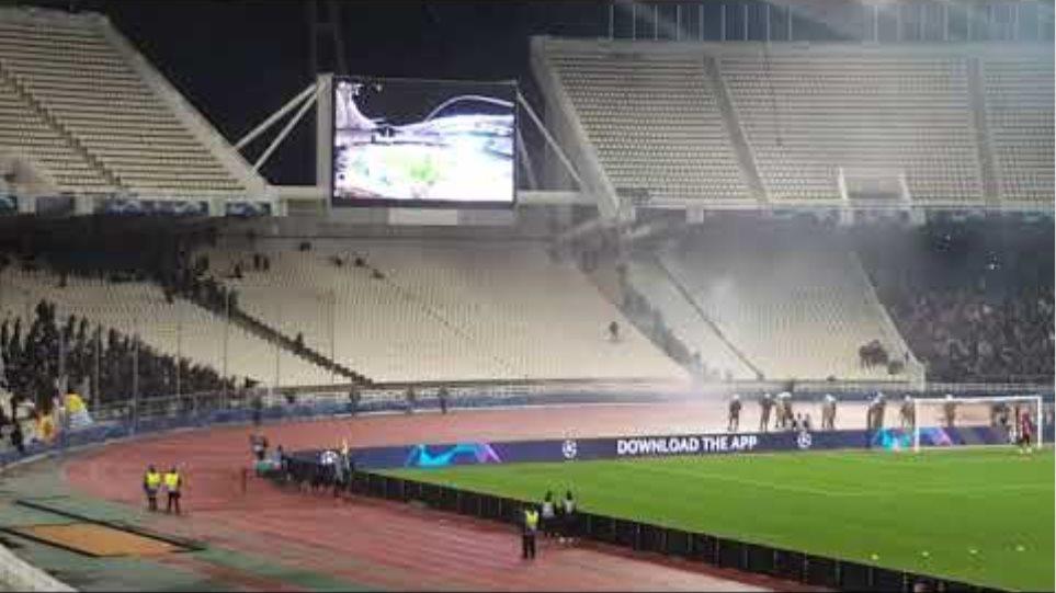 ΑΕΚ - Άγιαξ | AEK - Ajax Επεισόδια Riots