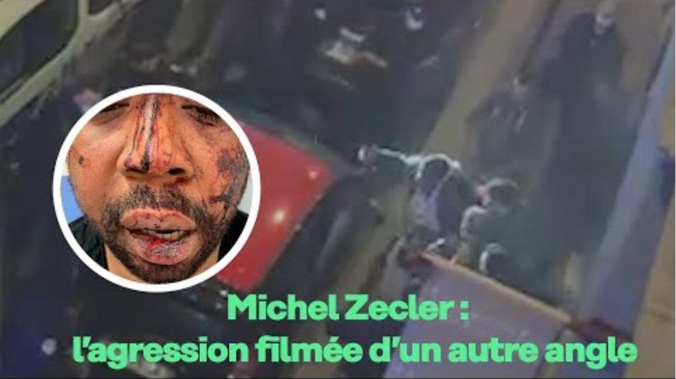 L'agression de Michel Zecler filmée d'un autre angle