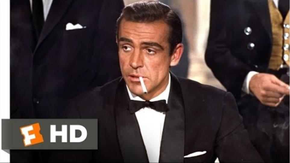 Dr. No (1/8) Movie CLIP - Bond, James Bond (1962) HD