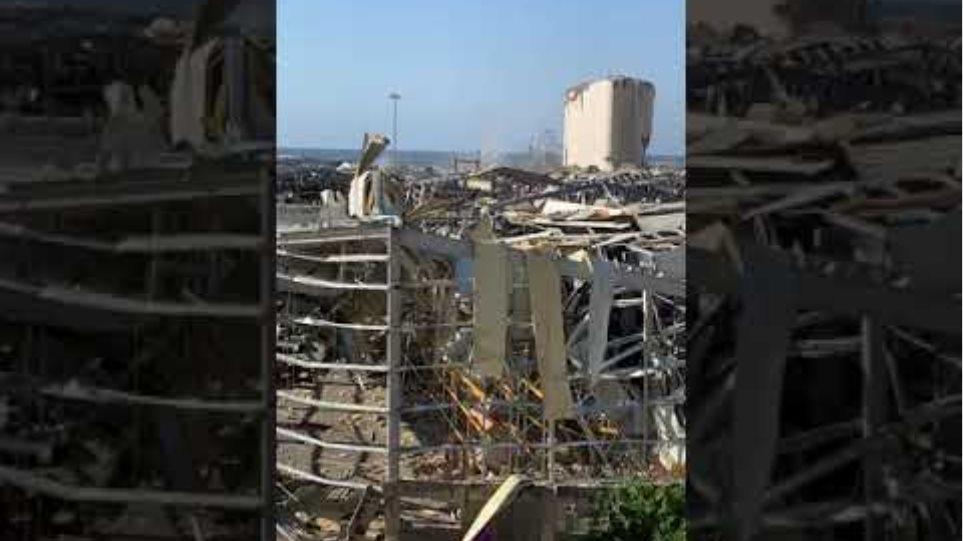 Εκρηξη Βηρυτός