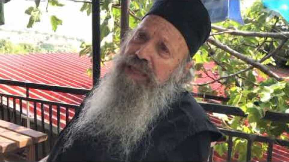Απαγορεύονται οι μάσκες στο Μοναστήρι της Αγίας Παρασκευής Μηλοχωρίου Εορδαίας - τι λέει ο ηγούμενος