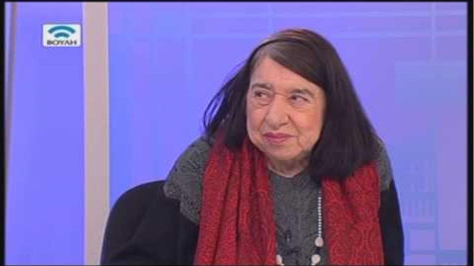 Συνάντηση: Κατερίνα Αγγελάκη - Ρουκ (28/03/2015)