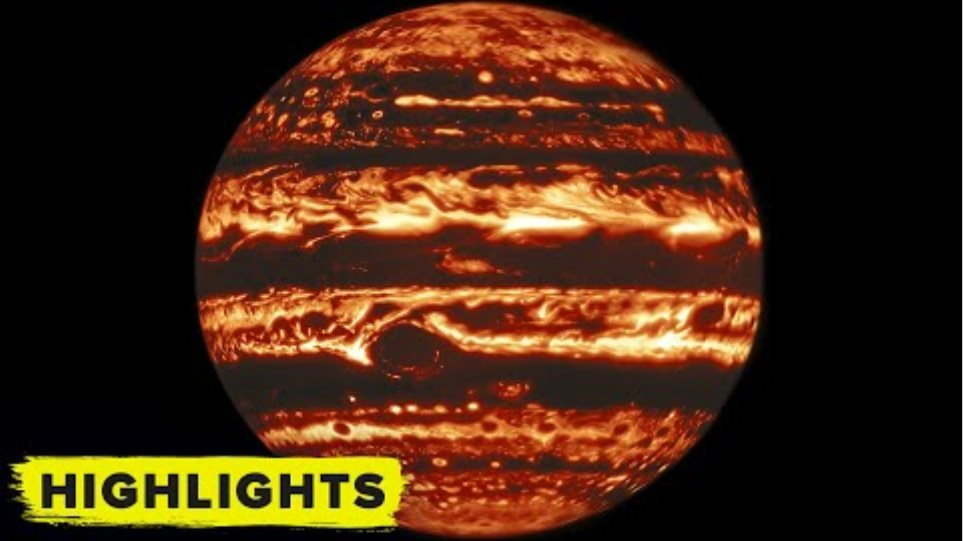 New Jupiter infrared images from Hubble and Gemini North!