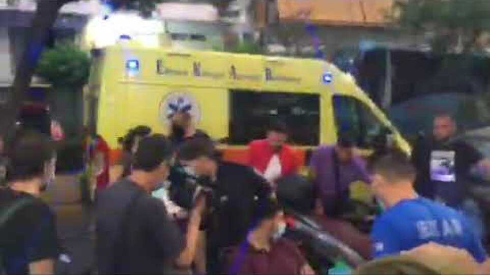 Βίντεο τραυματίας